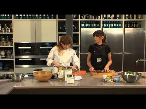 Berlin kocht vegetarisch mit Steffi Metz