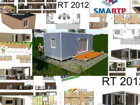 Tel 33 0 6 30 66 78 63 maison container 63m for Maison en container belgique
