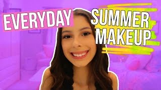 My Everyday Summer Makeup Routine// Chit Chat Edition