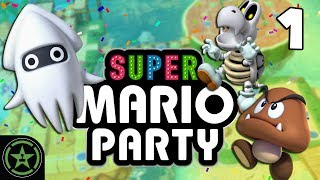 Megafruit Paradise - Super Mario Party (PART 1) | Let's Play