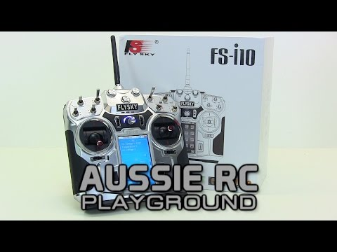 Unboxing: FlySky FS-i10 and Overview
