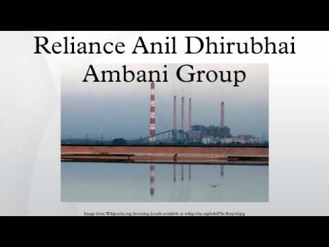 Reliance Anil Dhirubhai Ambani Group