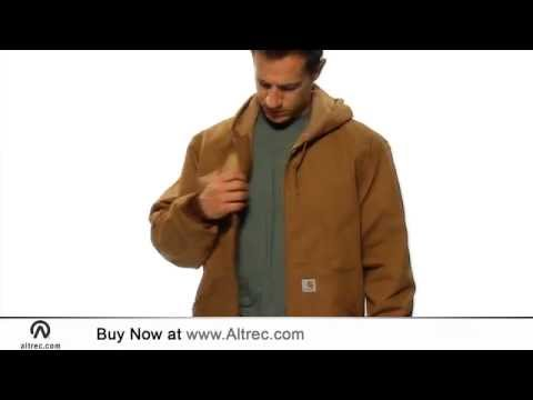 Video: Men's Duck Active Jacket - Thermal Lined