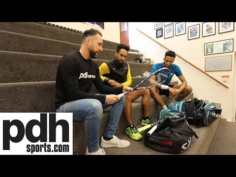 What's in your bag? Lewis Walters and Declan James with PDHSports
