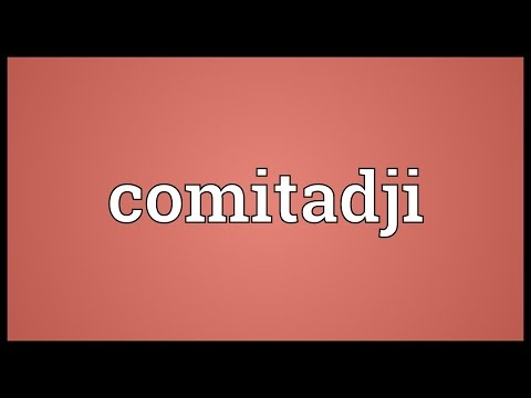 Header of comitadji