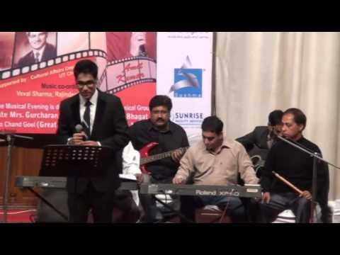 Tum mujhe yun bhula na paoge (LIVE) Ishan bains