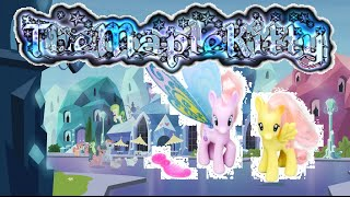 Crystal Empire Sweetsong and Fluttershy Toy Review