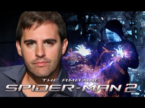 Roberto Orci Talks 'Sinister Six' & 'Venom' Spin-Offs, New 'Electro' Wallpaper