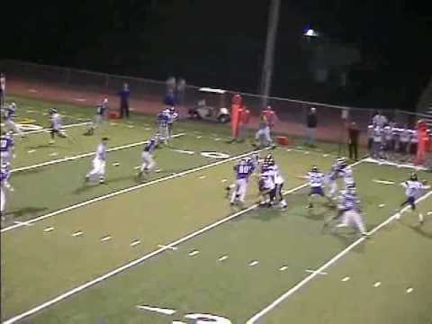 Jerry Rice, Jr. 2008 Football Highlights-Update