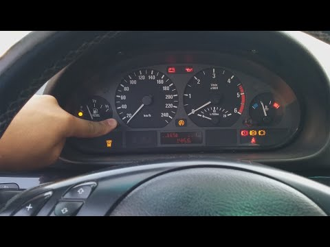 BMW E46 Oil service reset doesn't work! (fixed with PA soft 1.4)