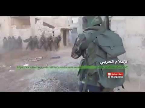 Хезболла и армия Сирии уничтожают боевиков ИГИЛ! Syria, Hezbollah & Syria Army vs ISIS! 23.10.2015