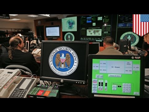 NSA can spy on computers not connected to the Internet
