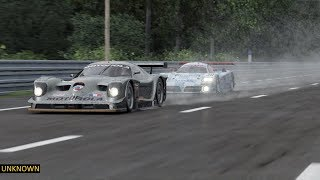 Project Cars 2 Panoz Esperante GTR-1, GT1 Class Race at LeMans