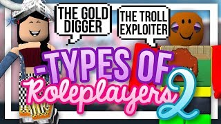 TYPES OF ROLEPLAYERS 2