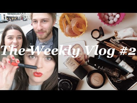 The Weekly Vlog #2 ViviannaDoesVlogging
