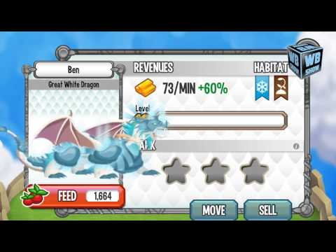 How to breed Great White Dragon Dragon 100% Real! Dragon City Mobile! wbangcaHD! [Special Dragon]