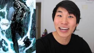 Are Asian Superheroes Lame?!