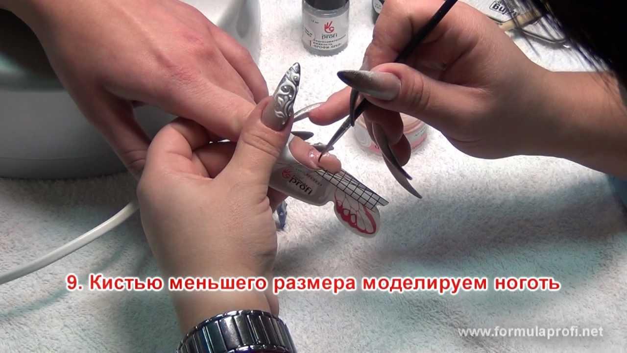 Мастер дизайну ногтей - worldathletic.ru
