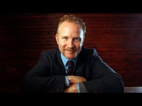 "Morgan Spurlock On How To Be ""Mansome"""