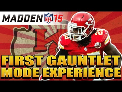 Madden 15 Gauntlet Mode & Boss Battles 102 Yard Fg!!! Wyza's First Attempt Goes To Crap video