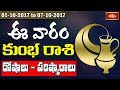 download Aquarius Weekly Horoscope By Dr Sankaramanchi Ramakrishna Sastry || 01 Oct 2017 - 07 Oct 2017