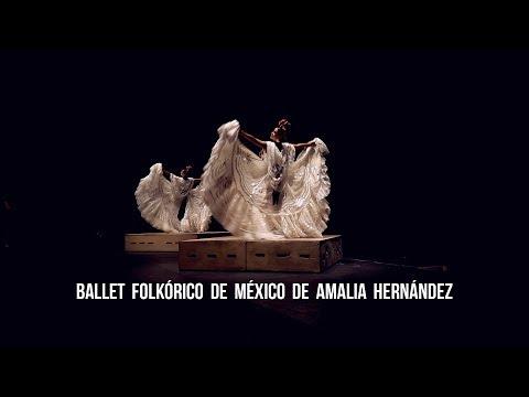 Veracruz (Fiesta de Tlacotalpan) - Morena - Ballet Folklórico de México de Amalia Hernández.