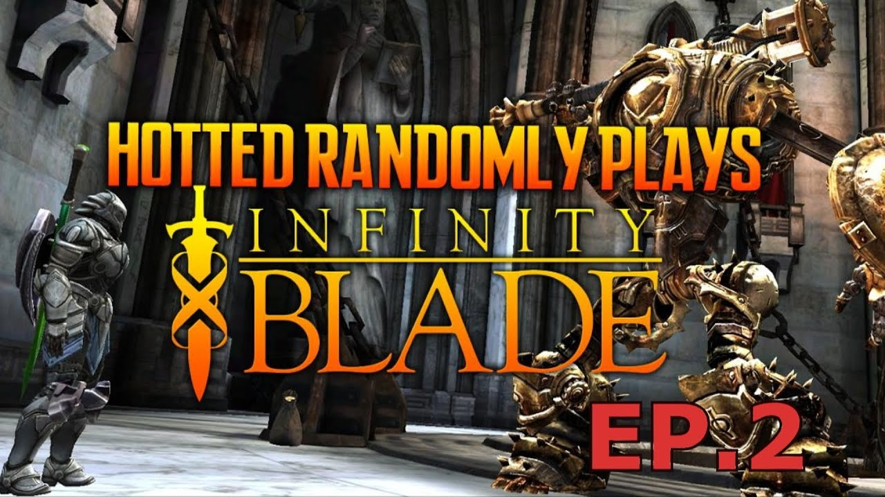 Infinity Blade First Person
