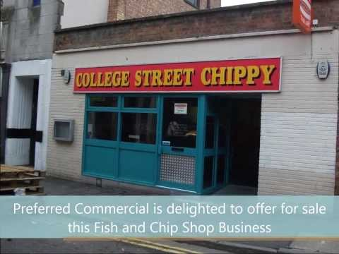 4028   Fish and Chip Shop Business For Sale in Northampton Northamptonshire