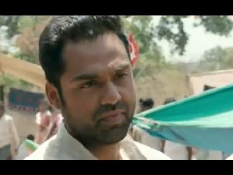 Abhay Deol Bashes Up The Policemen | Chakravyuh
