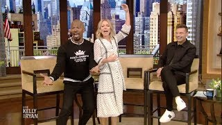 Kelly and Jamie Foxx Sing Their Favorite Sitcom Themes