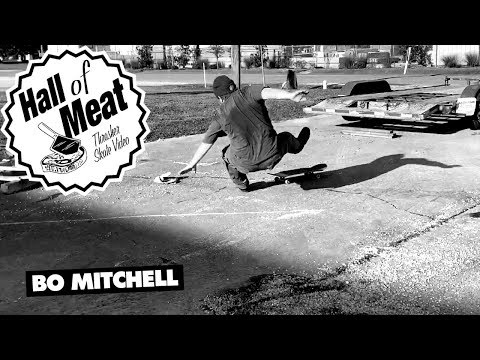 Hall Of Meat: Bo Mitchell