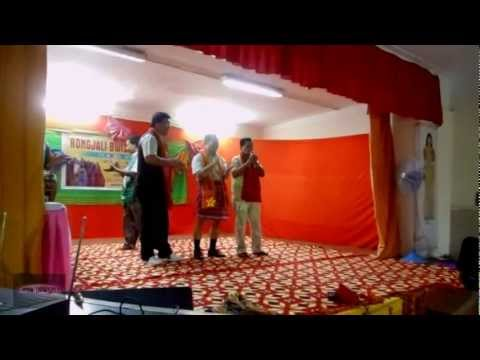 Rongjali Bwisagu 2012.(1). By Delhi Bodo Association video