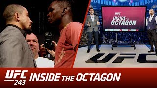 UFC 243: Inside the Octagon - Whittaker vs Adesanya