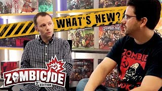 Zombicide 2nd Edition: What's New?