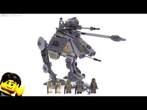 LEGO Star Wars AT-AP Walker review! 75234