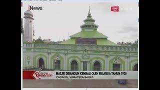 Sejarah Masjid Raya Ganting, Masjid Tertua di Padang - iNews Pagi 25/05