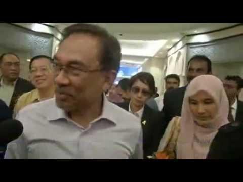 Malaysia's Anwar Ibrahim found guilty in sodomy trail