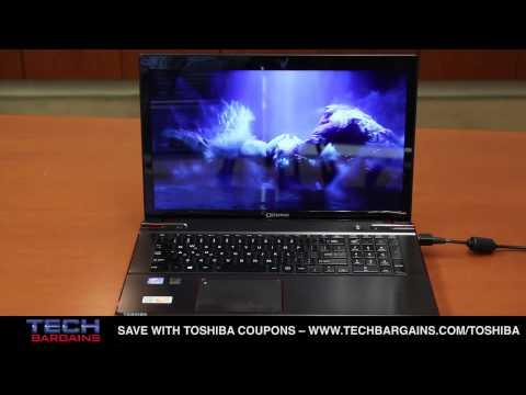 Toshiba Qosmio X875-Q7190 Laptop Video Review (HD)