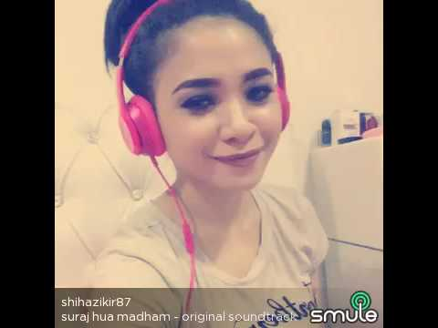 Smule Shiha Zikir (Solo) - Suraj Hua Madham