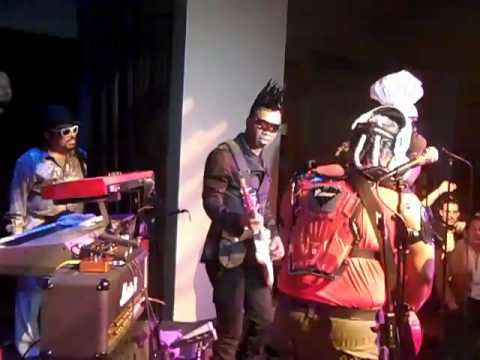 P Funk Jam with RonKat, Michael Hampton and Clip