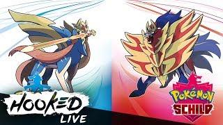 Pokémon Schild & Schwert Direct - Unsere Reaktionen zu Dynamax, Wild Area, Legendaries und mehr!