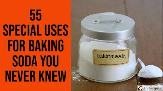 55 Uses Of Baking Soda You Never Knew | Smilogy