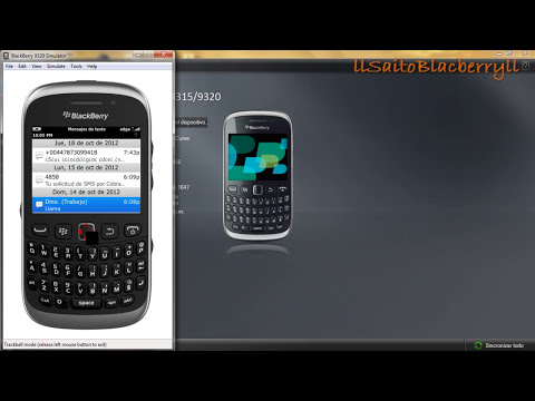 Copia de seguridad de un BlackBerry  a otro BlackBerry [HD]