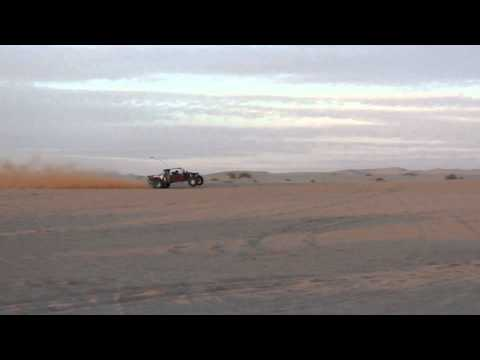 2 seater sand cars unlimited flat out ( Glamis ) - Osama