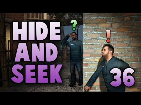 Sham Is SO Mad! (Hide & Seek #36)