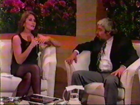 Daniela Romo OVNIS con Jaime Maussan 1996