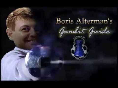 GM Alterman's Gambit Guide - Vienna Gambit - Part 2 at Chessclub.com