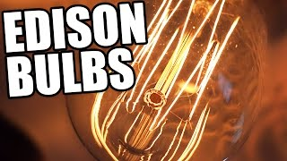 KINGSO Edison Bulb Review- A Feast for the Eyes   EpicReviewGuys CC