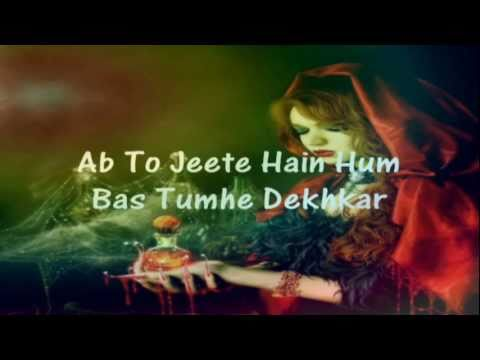 Is Kadar Pyaar Hain..Lyrics.HD..My Favorite Song
