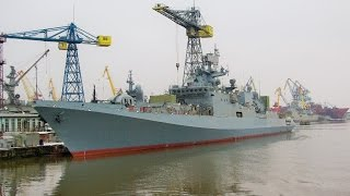 Russia Selects Pipavav For Indian $3 Billion Warship Project